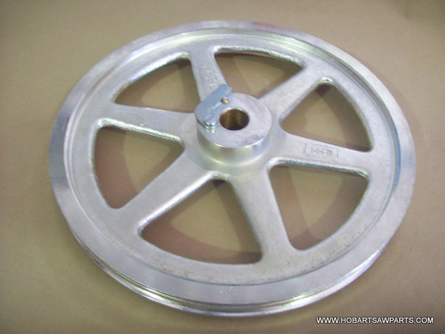 HOBART SAW MODEL 5014 UPPER SAW WHEEL