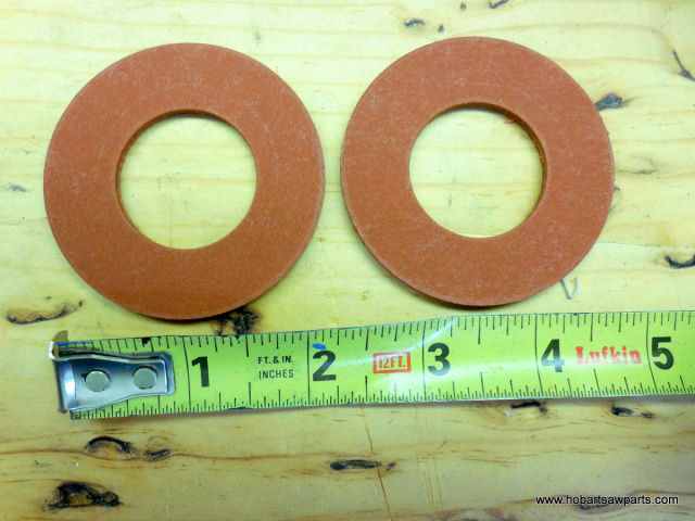 2 Fiber Washers for Biro Meat Grinders