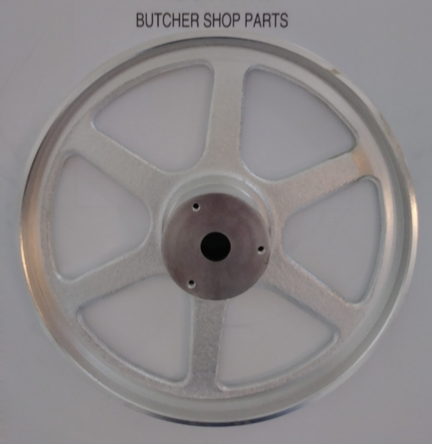 "Lower 12"" Wheel For Butcher Boy B12 Meat Saw Replaces 0012041"