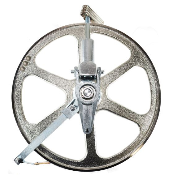 "Upper 16"" Wheel Complete Hanger Assy For Butcher Boy B16, 1640, Cobra 16 Meat Saw Replaces 0016203"