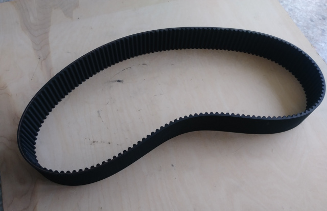 Flexa Gear Drive Belt for Hobart 4246 Meat Grinders Replaces 186713