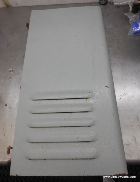 Used Right Door for Biro 22 Meat Saw. OEM #AS12217R