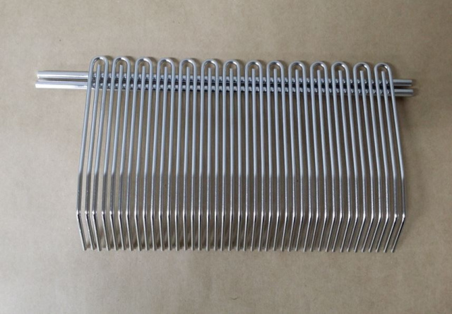 "Back Wire Comb for Biro Pro 9 Sir Steak. 3/8"" Spacing. Replaces T3117"
